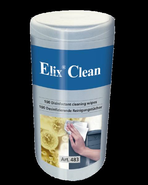 ELIX Clean Desinfektionstücher