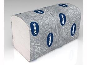 Falthandtücher Kleenex Ultra, Interfold 21.5 x 31.5 cm 2-lagig, Airflex weiss