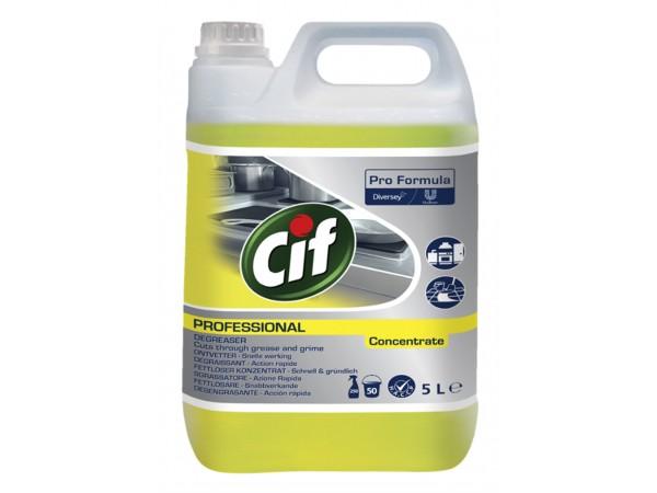 Cif Professional Power Fettlöser Konzentrat 2x5L