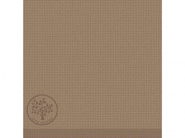 "Servietten Airlaid 65 gm2, 40 x 40 cm, 1/4 Falz, ""LOVE NATURE-JUTE"" beige grey"
