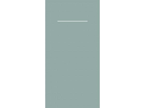 Bestecktaschen, 55 gm2, 40 x 40 cm, beton/grau